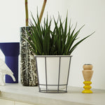 Pot + Stand - Elho B.For Up - 24cm Charcoal