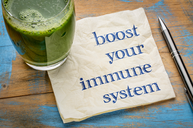 Self-Care During A Pandemic: Five Ways To Boost Your Immune System