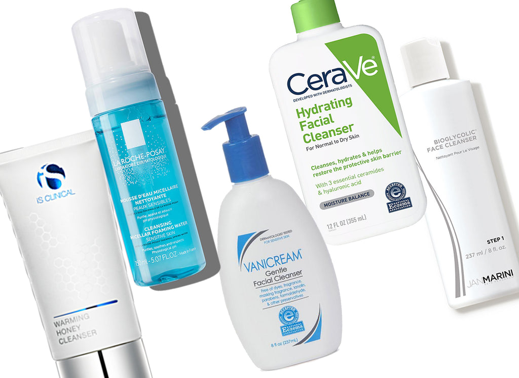 A Critical Understanding of Cleansers