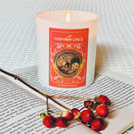 A Christmas Carol Holiday Collection - Scented Literary Candle