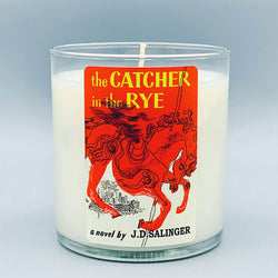 Catcher In The Rye - Scented Book Candle