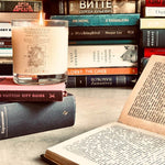 Don Quixote - Scented Literary Candle - Noble Objects