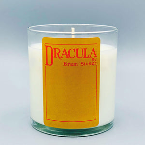 Dracula - Scented Book Candle