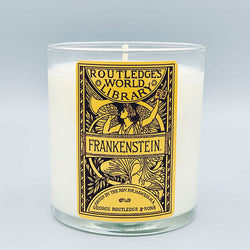Frankenstein - Scented Book Candle