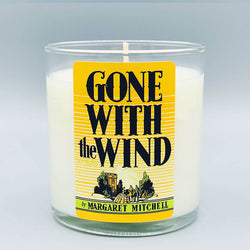 Gone With The Wind - Scented Book Candle