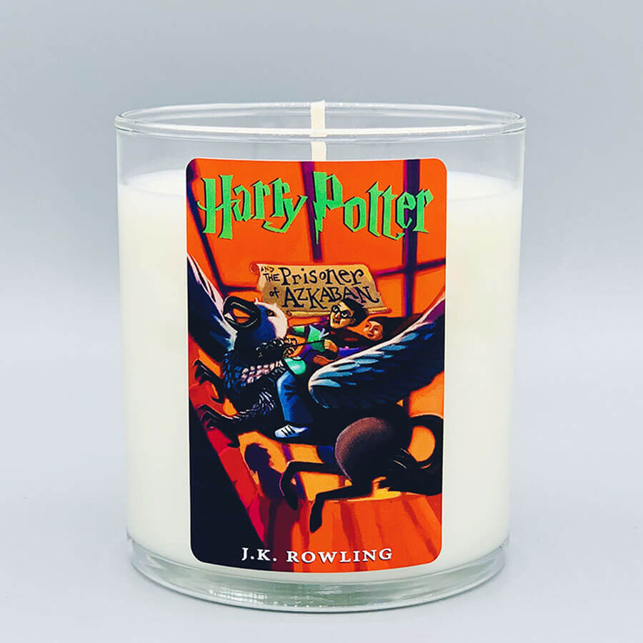 Harry Potter - Scented Book Candle