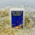 The Great Gatsby Special Edition - Scented Book Candle - Noble Objects
