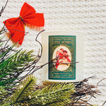 Little Women Holiday Edition - Scented Literary Christmas candle