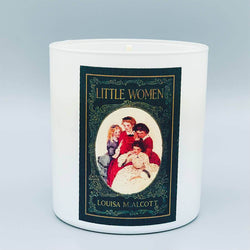 Little Women Holiday Edition - Scented Book candle