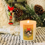The Nutcracker - Scented Literary Holiday Candle