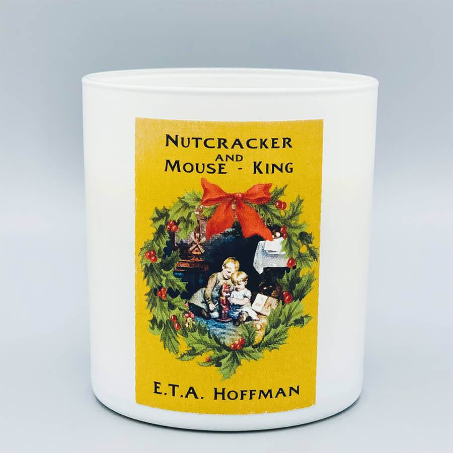 The Nutcracker - Scented Book Candle