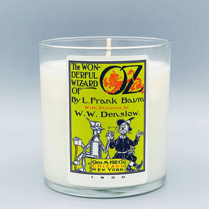 The Wonderful Wizard of Oz - Scented Book Candle