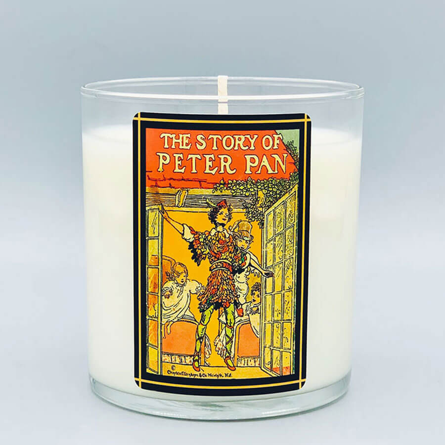 Peter Pan - Scented Book Candle