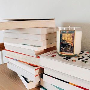 Sense and Sensibility - Scented Bookish Candle - Noble Objects