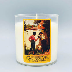 Tom Sawyer - Scented Book Candle