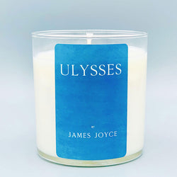 Ulysses - Scented Book Candle