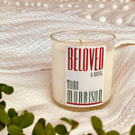 Beloved - Scented Book Candle