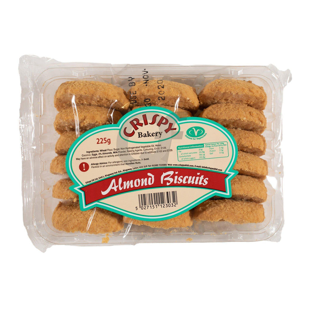 Crispy Almond Biscuit 250g
