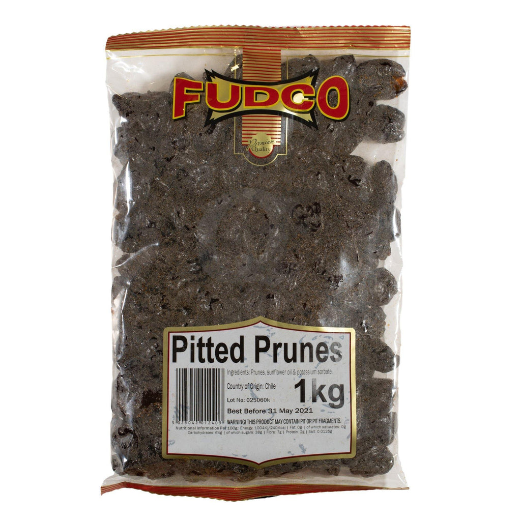 Fudco Pitted Prunes