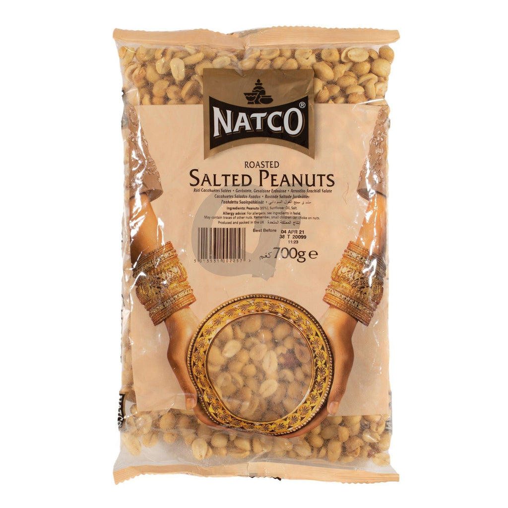 Natco Salted Peanuts 700g