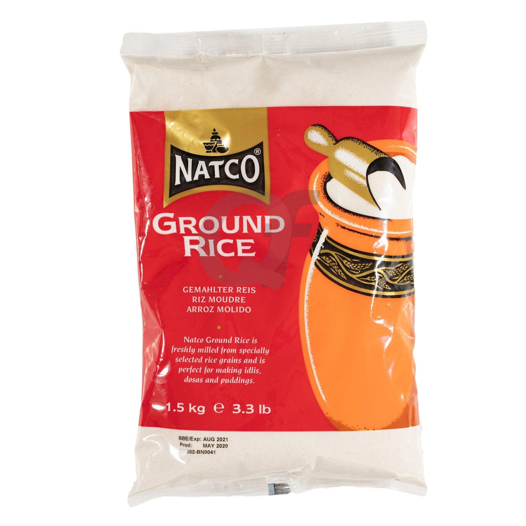 Natco Ground Rice 1.5kg