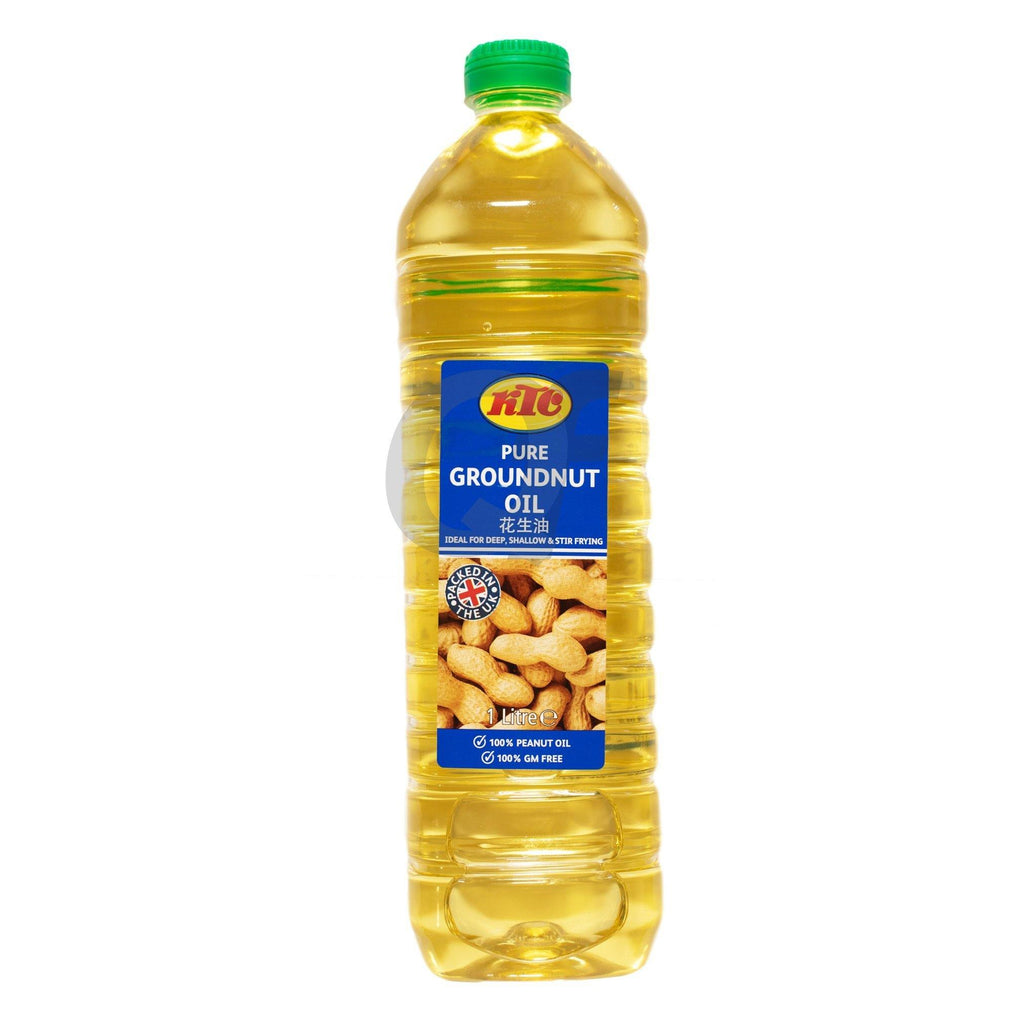 KTC Ground nut Oil  1ltr