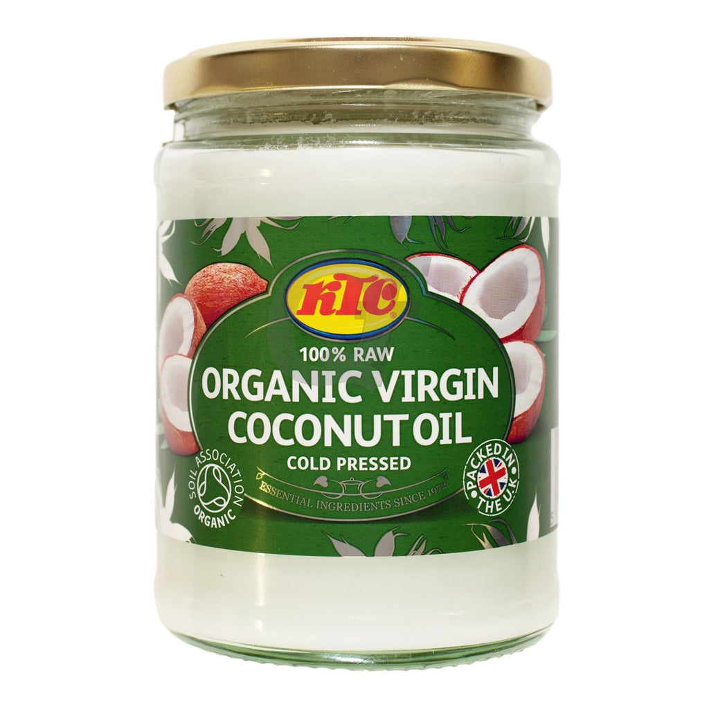 KTC Organic Virgin Coconut Oil