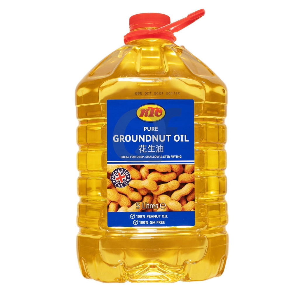 KTC Ground Nut Oil  5ltr