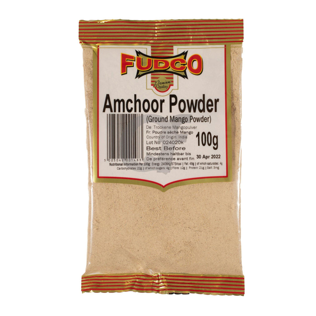 Fudco amchoor powder (ground mango powder) 100g