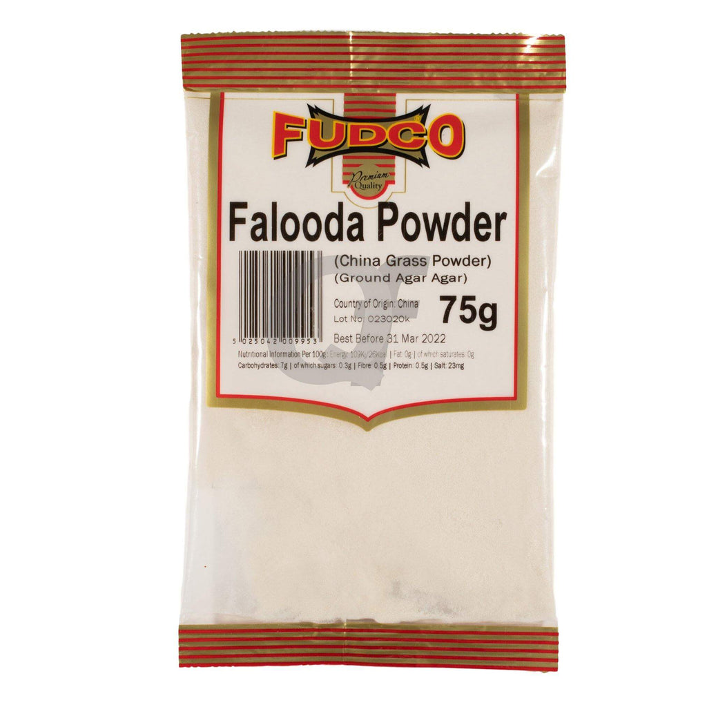 Fudco falooda powder (china grass) powder 75g