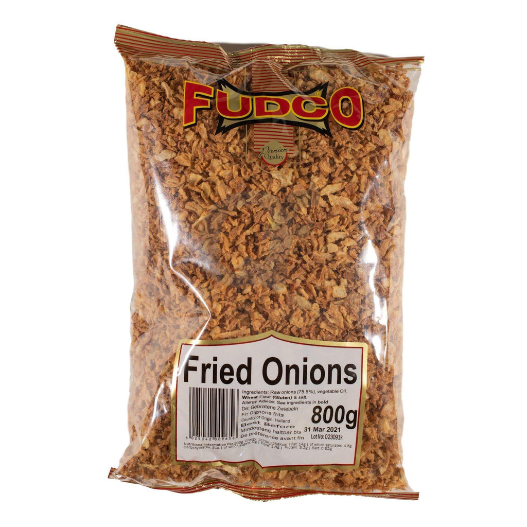 Fudco Fried Onions 800g