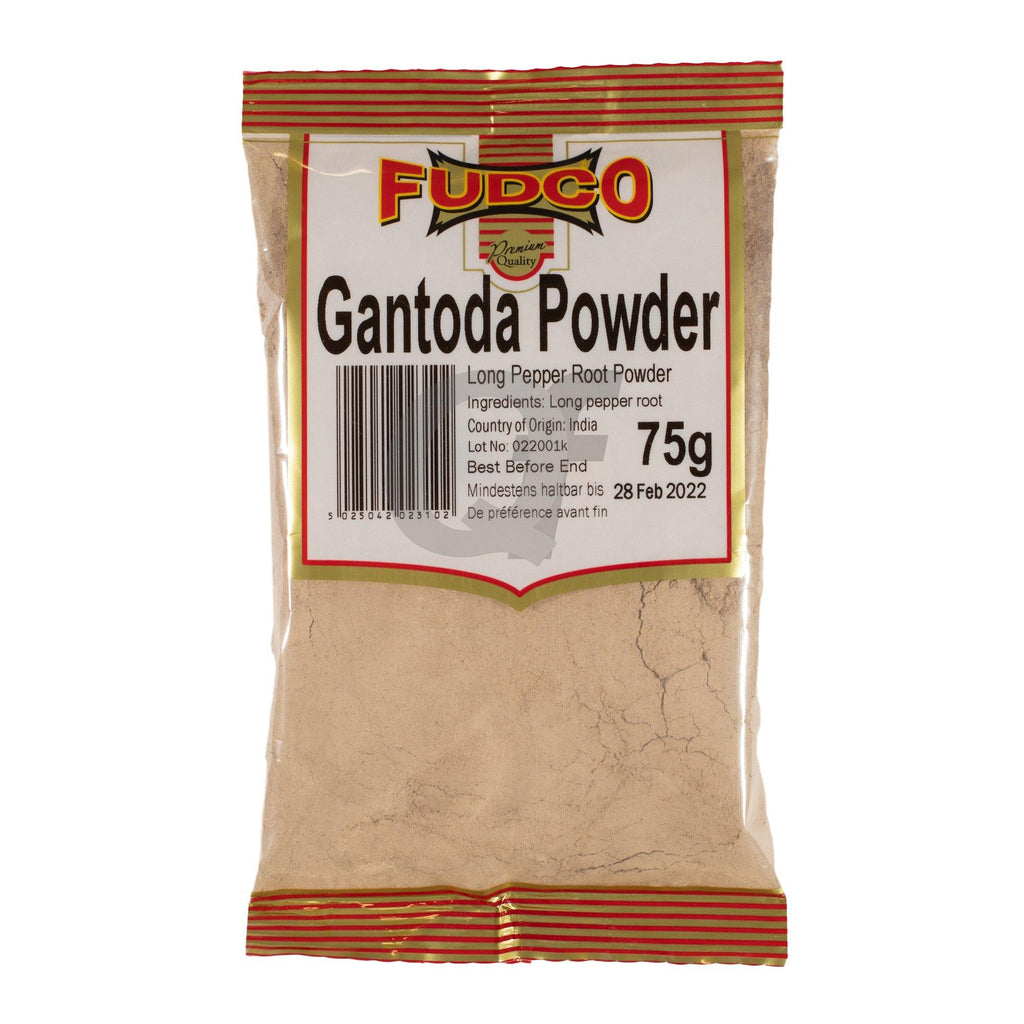 Fudco Gantoda Powder (Long Pepper Root Powder) 75g