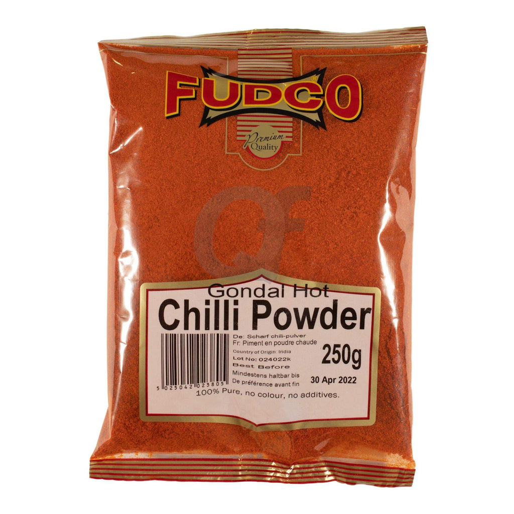 Fudco Gondal Hot Chilli Powder
