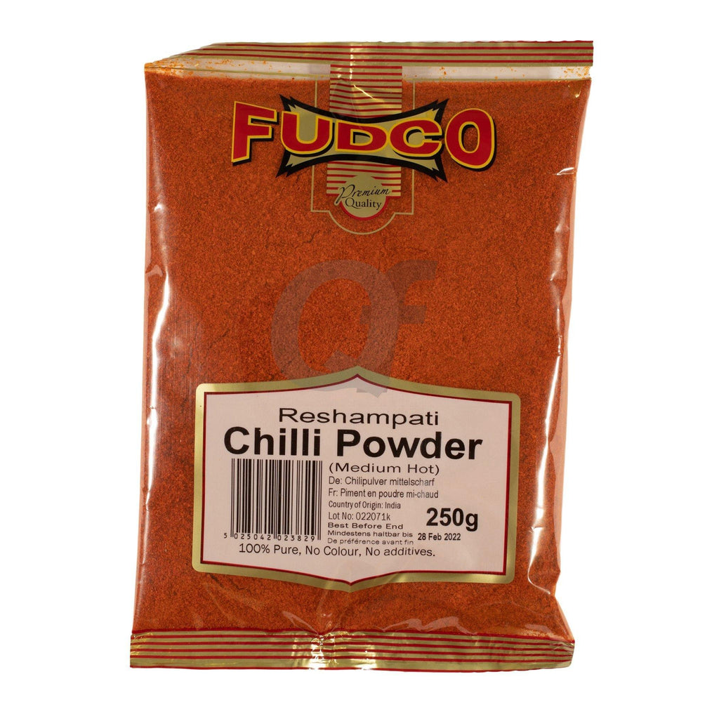 Fudco Reshampati Chilli powder (medium hot)