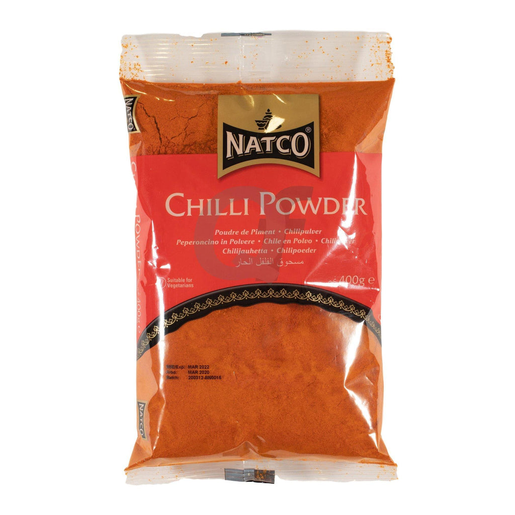 Natco chilli powder 400g