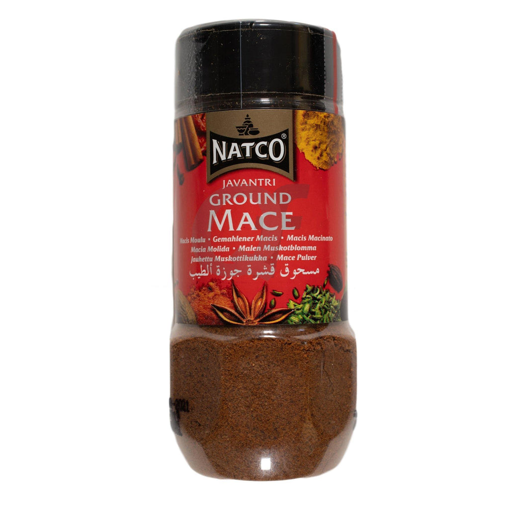 Natco Ground Mace (Jar) 100g