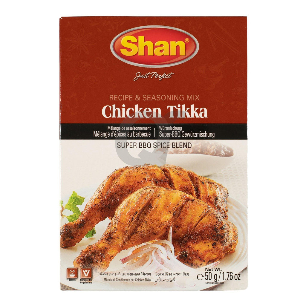 Shan BBQ Chicken Tikka