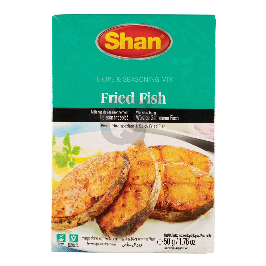 Shan Fried Fish Seasoning 50g