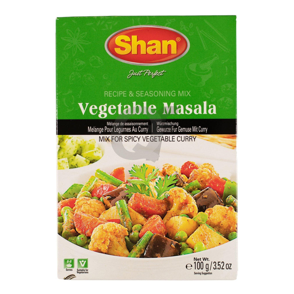 Shan Masala Vegetable Curry 100g