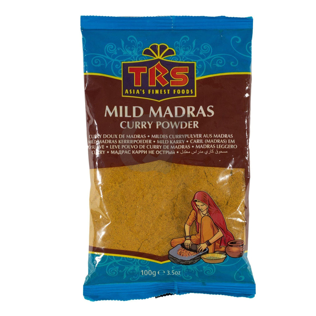 TRS mild madras curry powder