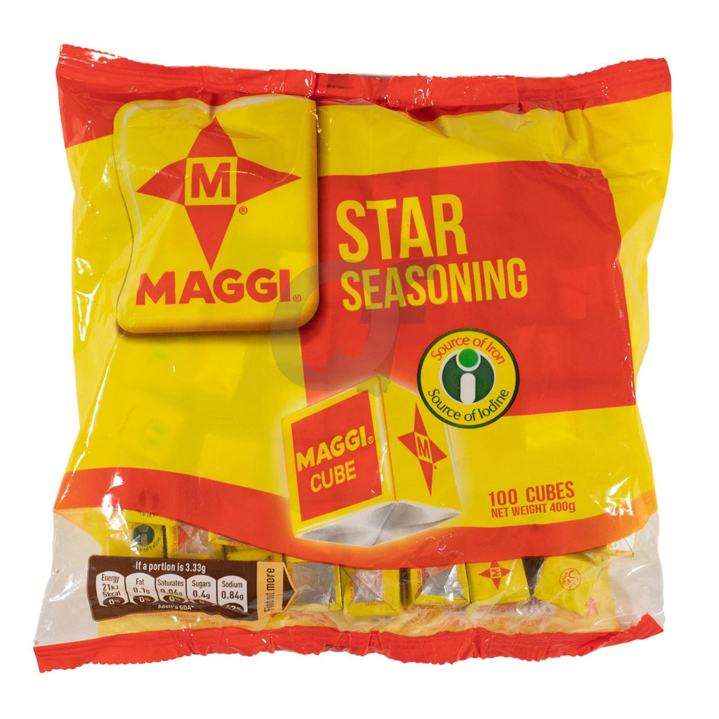 Maggi Star Seasoning 100 cubes