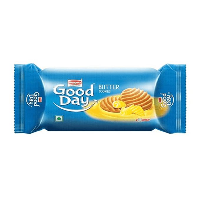 Britannia Gooday Butter Biscuits 75g