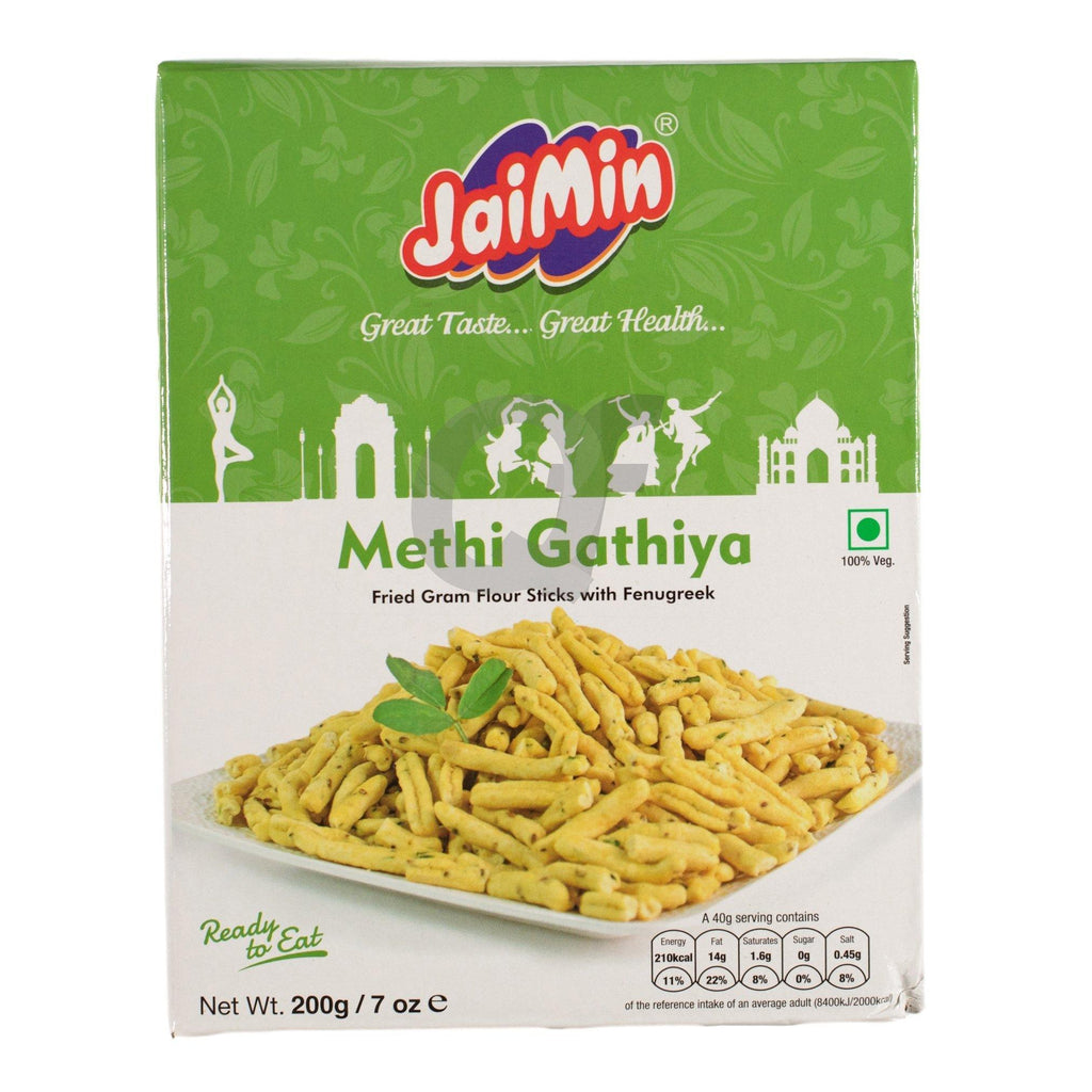 Jaimin Methi Gathiya 200g