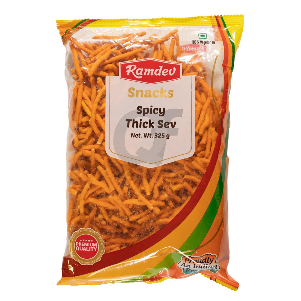 Ramdev Spicy Thick Sev 325g