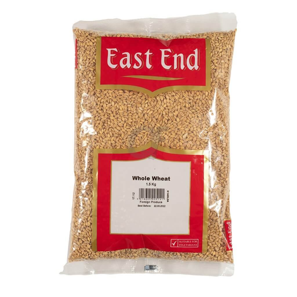East End Whole Wheat 1.5KG
