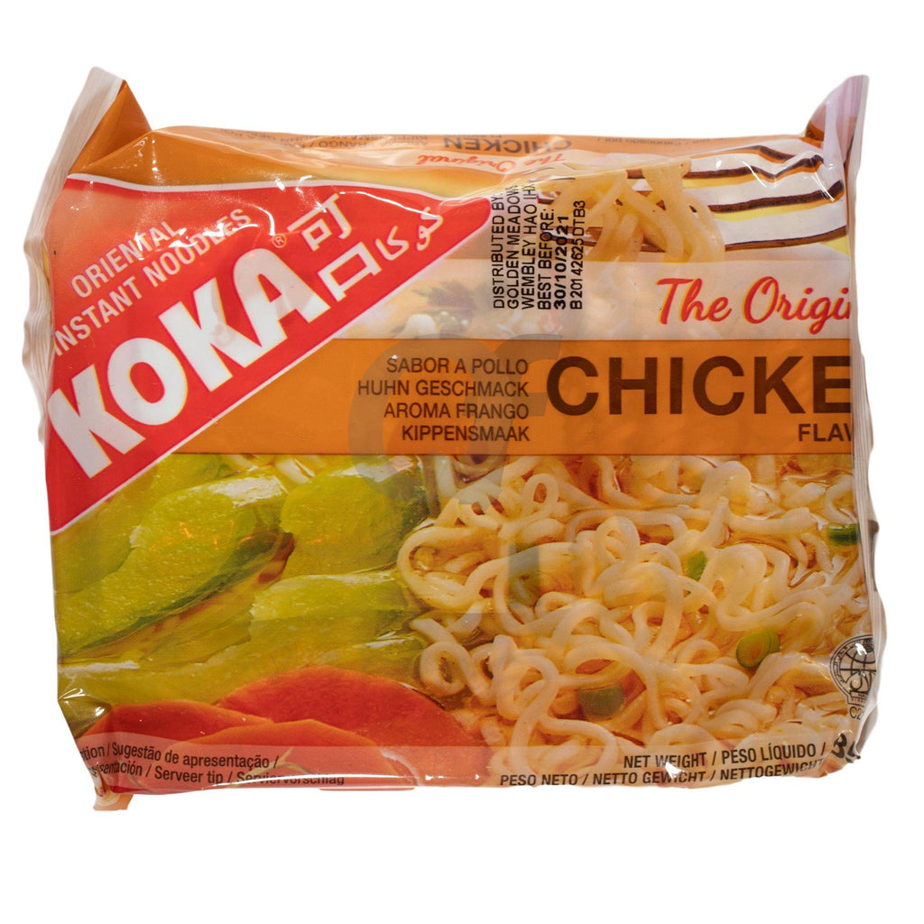 Koka Chicken Noodles 85g