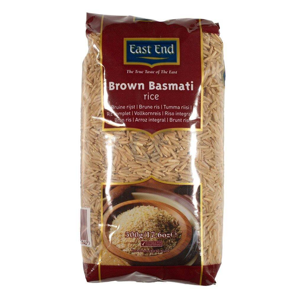 East End Brown Basmati Rice 500g