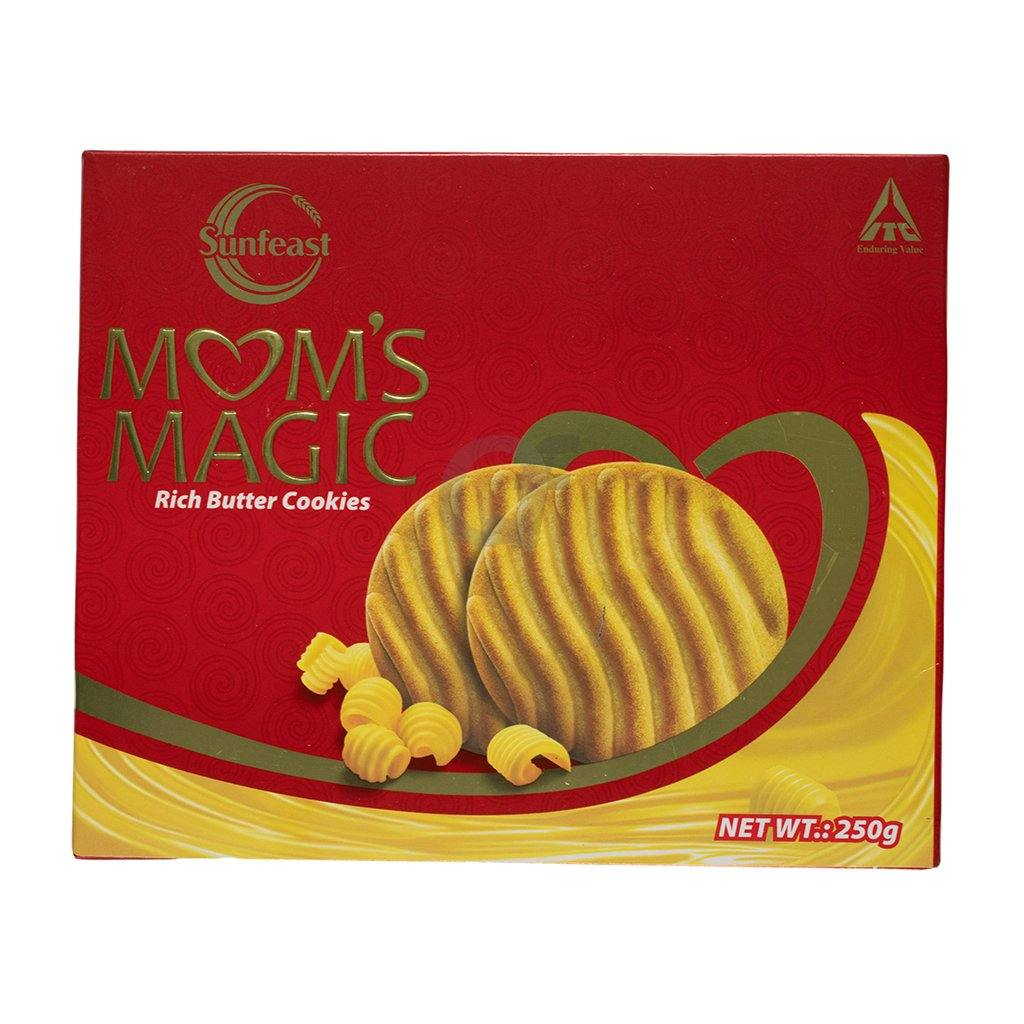 Mom's Magic Rich Butter Cookies 250g