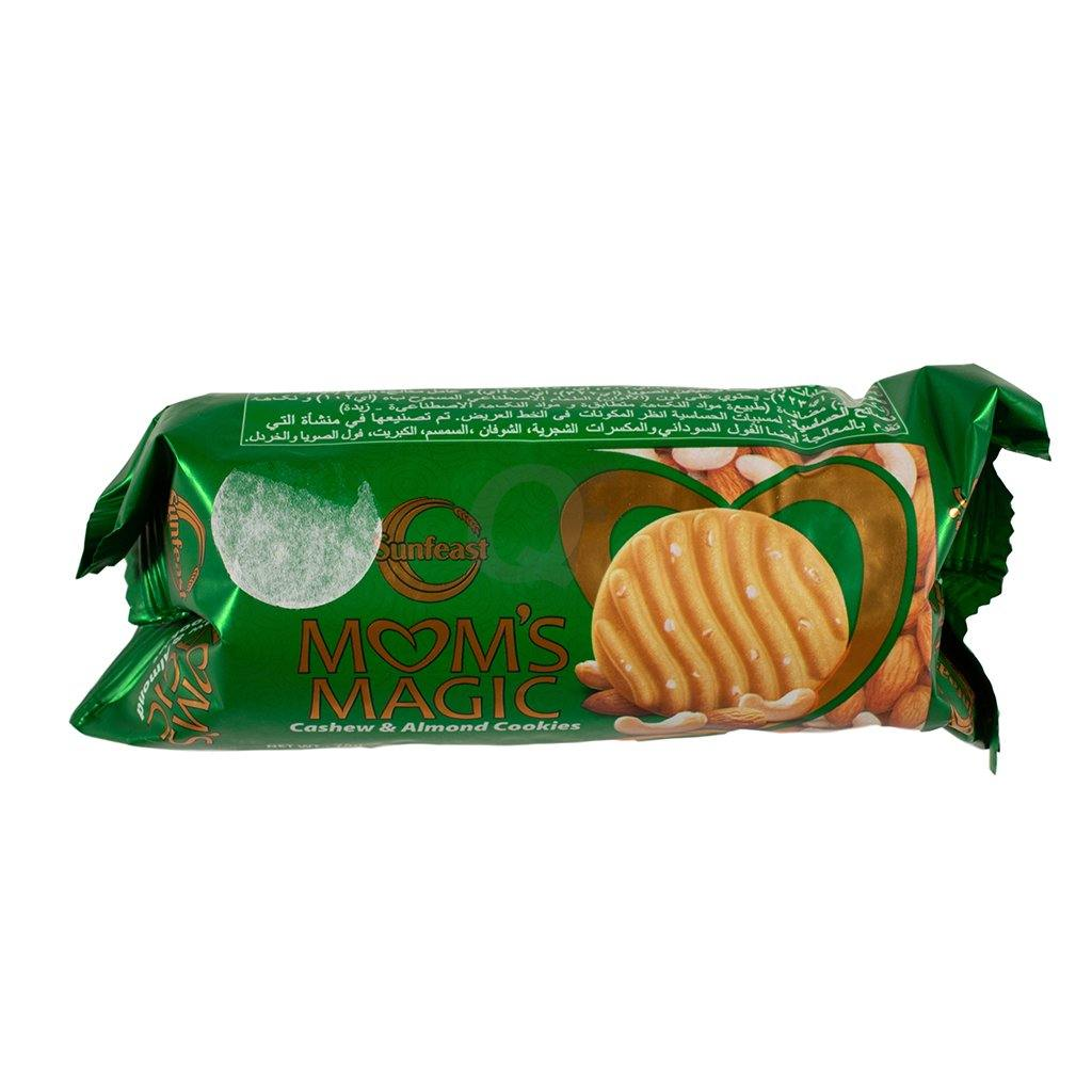 Mom's Magic Cashew & Almond Cookies 75g