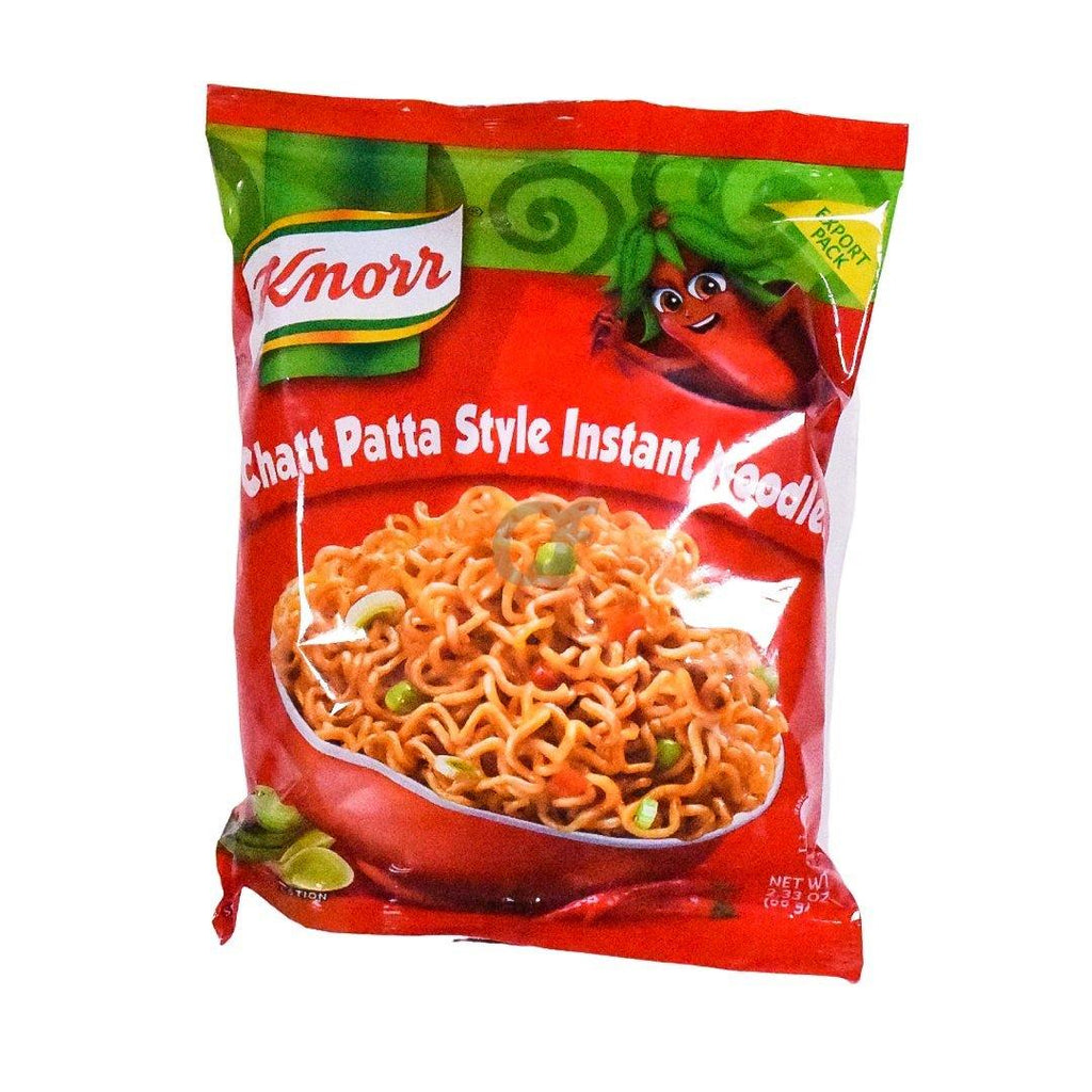 Knorr Chatt Patta Style Instant Noodles  - 66g